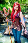 Steampunk Ariel - The Little Mermaid [Photography]