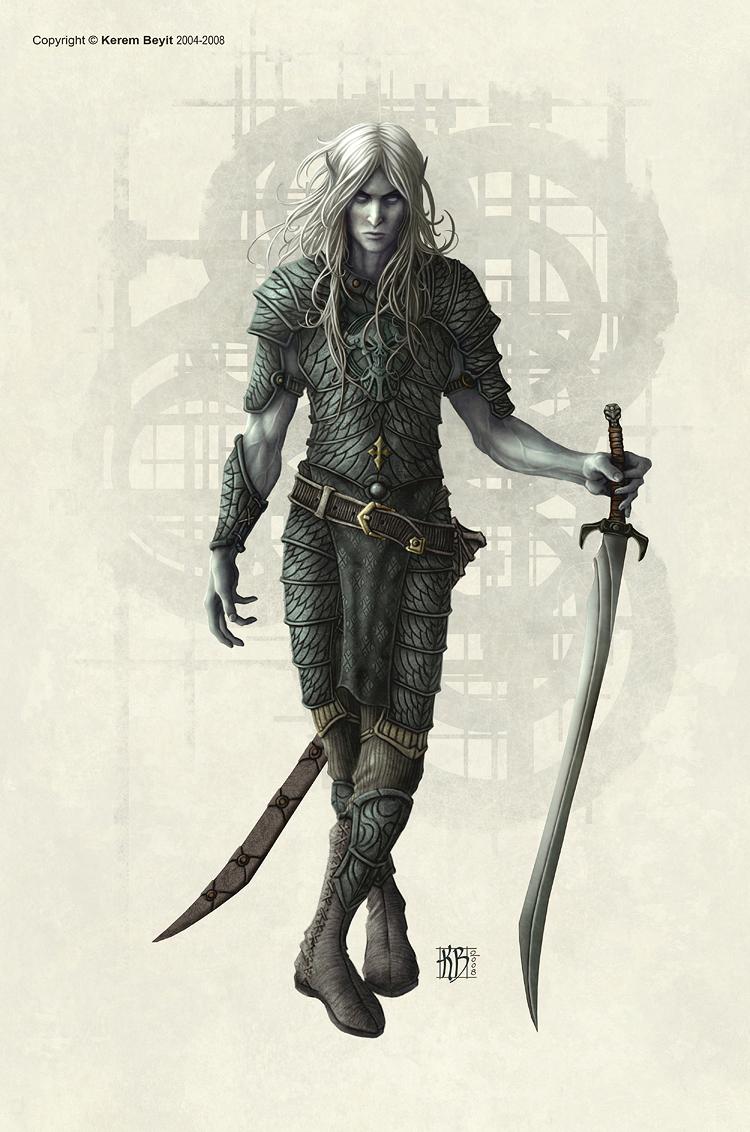 Dark Elf male