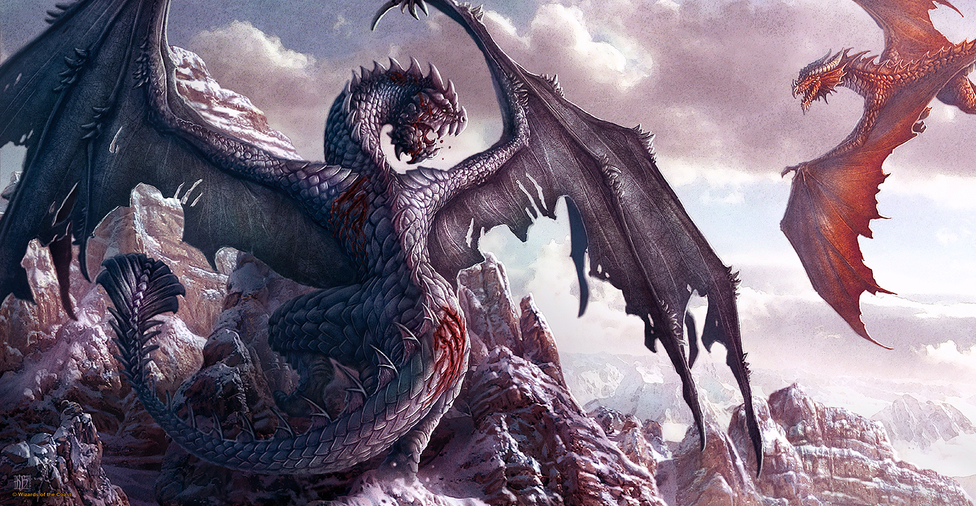 War Of Dragons By Kerembeyit On DeviantArt