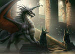 Mithral Dragon