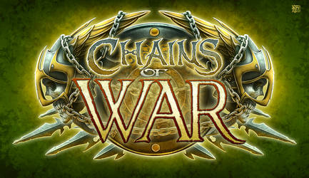 Chains of War Logo by kerembeyit