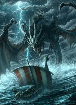 Coming of Dragons Cover