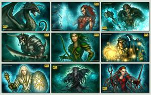 Guardian of Graxia Card Art