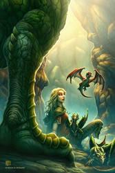 Dragon's Milk Cover by kerembeyit