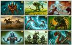 Guardian of Graxia Card Art 2