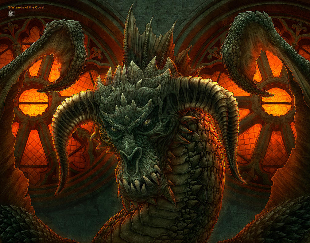 DDM Dragons Collectors Set Cover by kerembeyit