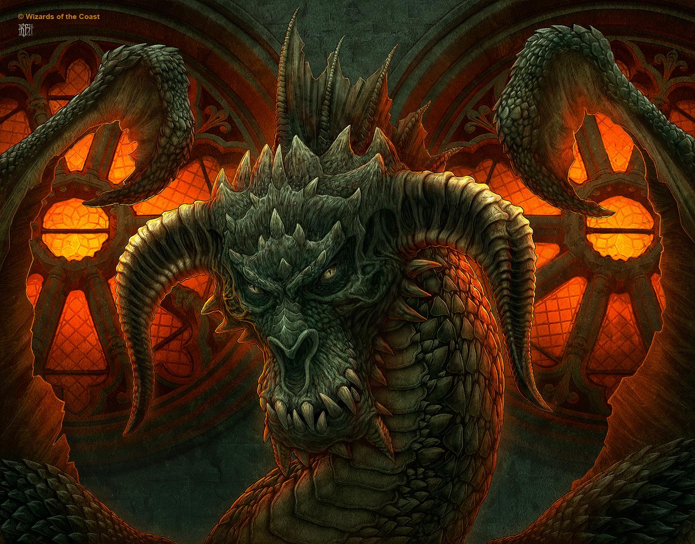 DDM Dragons Collectors Set Cover