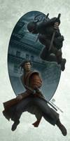Ninja Assassin by kerembeyit