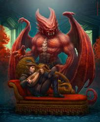 Infernal Prince by kerembeyit