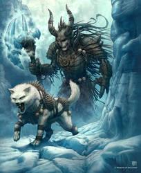Kvaltigar and Wintermaw by kerembeyit