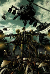 Endless War by kerembeyit