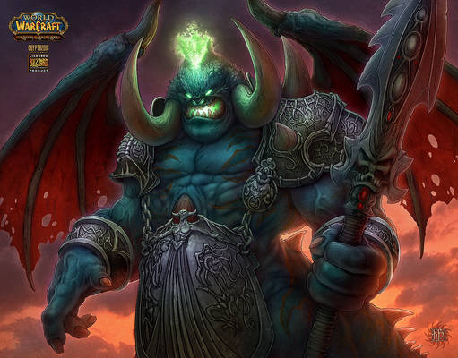Mannoroth the Flayer