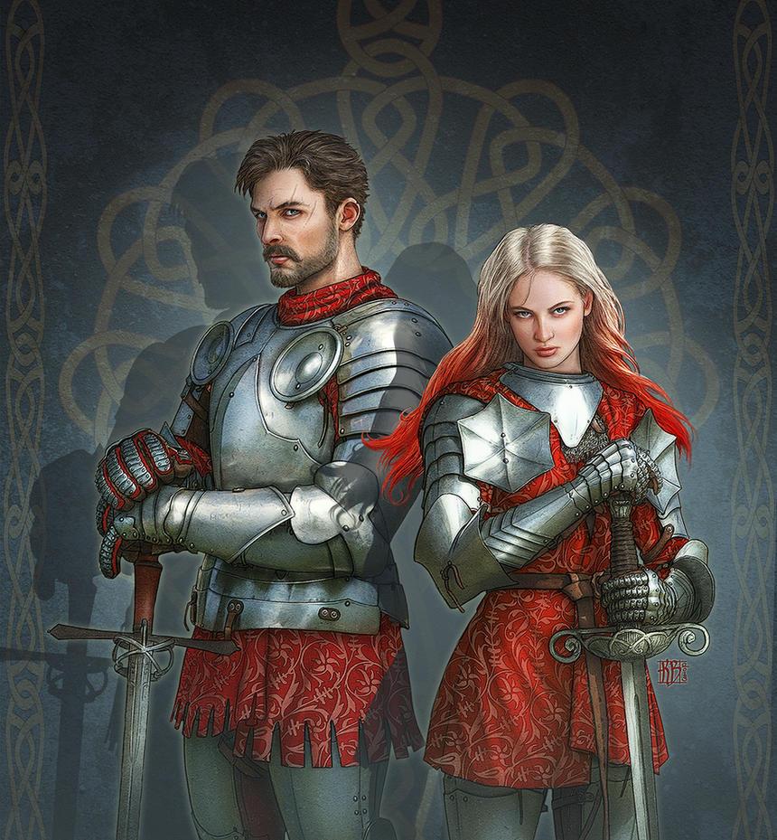 Rom Knights by kerembeyit