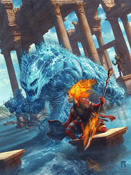 Blood of the Elements Cover