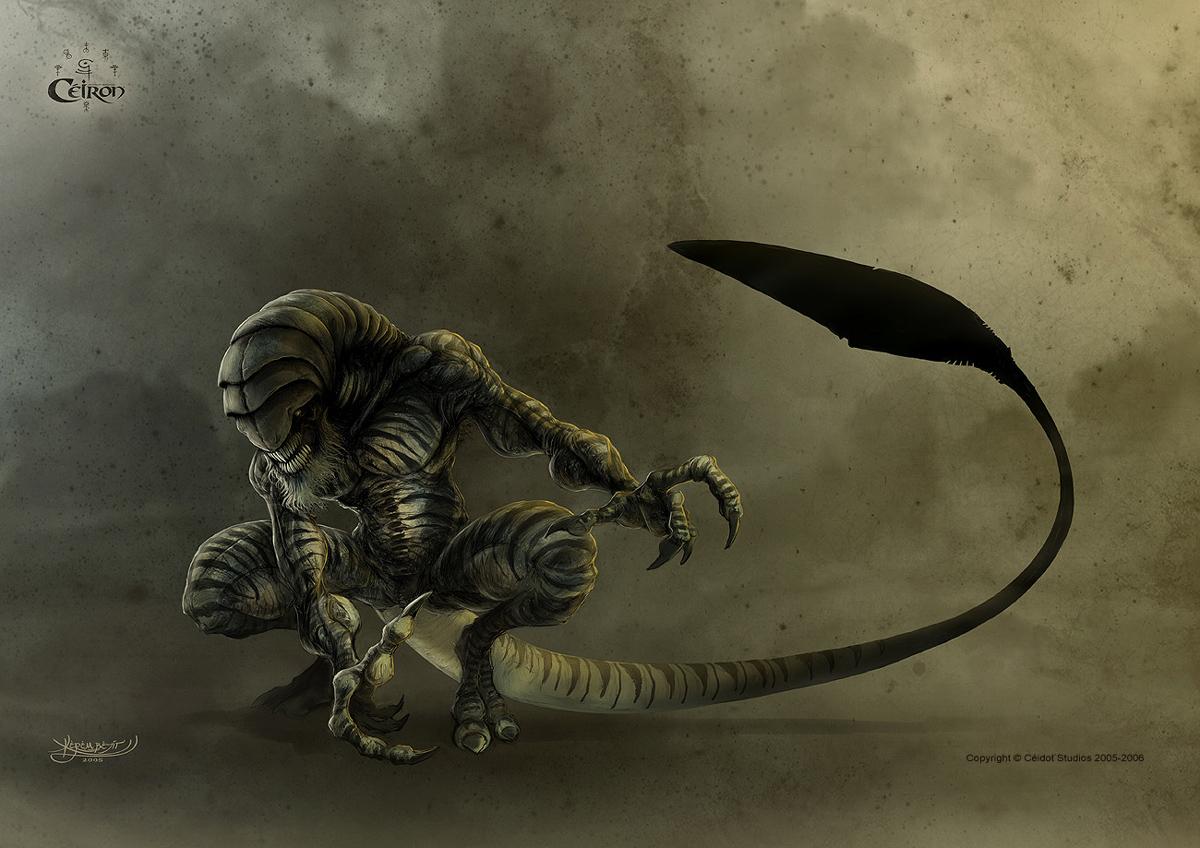Aurion Concept Illustration by kerembeyit