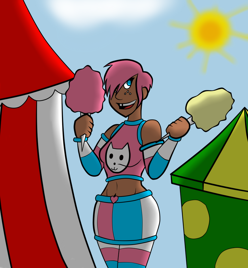 Carnival for MrPr1993 FINISHED by LadyQueenBee