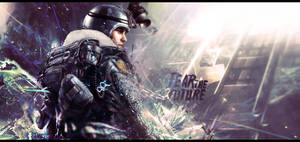 Fear The Future Metro 2033 sig