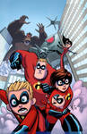 Incredibles Cover 15