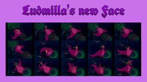 Ludmilla's new face