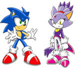 STC Sonic and Blaze