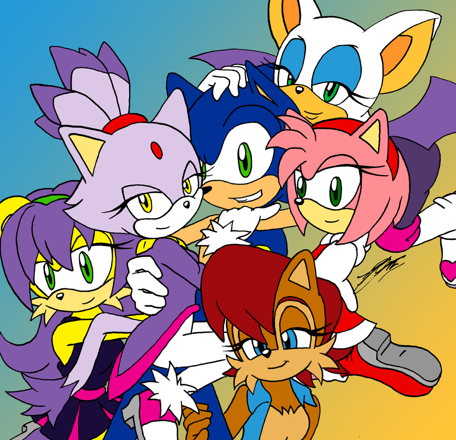 Sonic dating sim deviantart browse 7