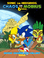 Sonic - Chaos on Mobius 6th Saga cover by Sonicguru