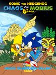 Sonic - Chaos on Mobius 6th Saga cover