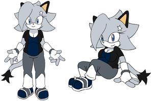 Star the Cat Redesign by Sonicguru