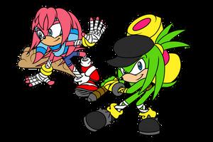 Todsky Boom - Sonic Team Skills by Sonicguru