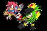 Todsky Boom - Sonic Team Skills