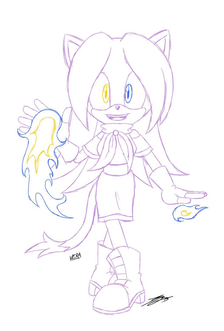 Vera the Cat by Sonicguru