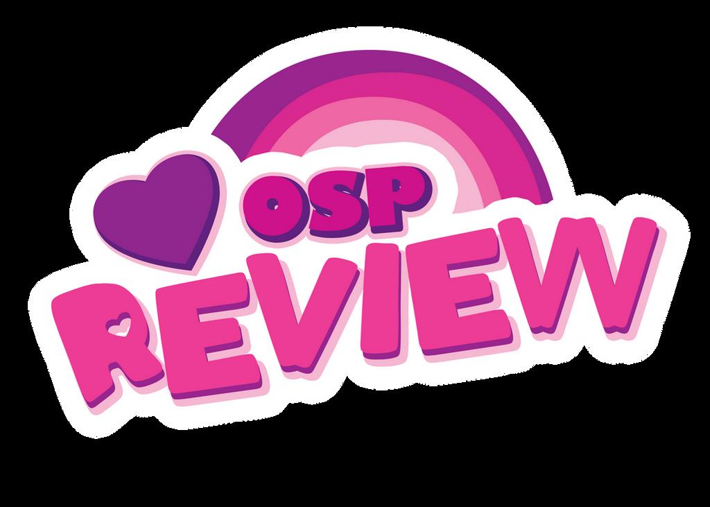 OSP Review Logo by Sonicguru