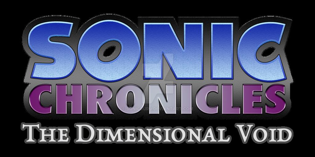 Sonic Chronicles 3 Logo by Sonicguru