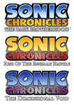 Sonic Chronicles Trilogy