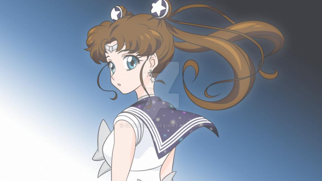 Sailor Silver Star - SMCrystal by Sonicguru