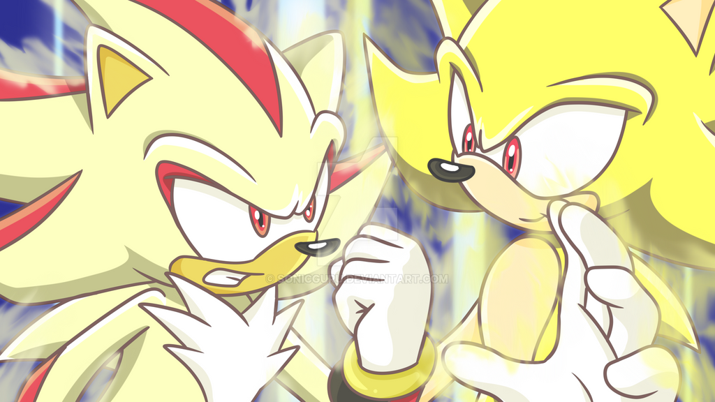 Just stay out of my way, Faker! by Sonicguru