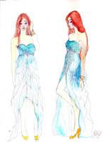 Dress by BlushinHeart
