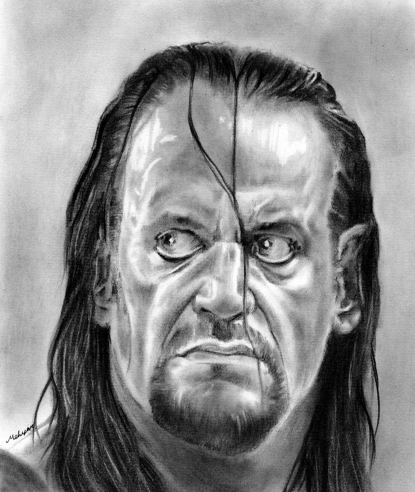 Wwe The Undertaker 1990s The undertaker by sabbathsoul