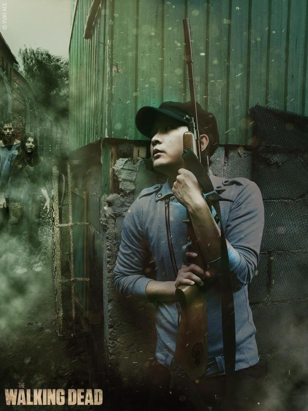 The Walking Dead Theme by yuki29