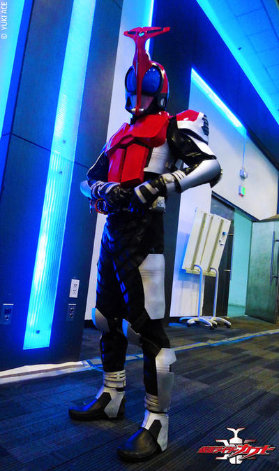 Kamen Rider Kabuto Cosplay by yuki29