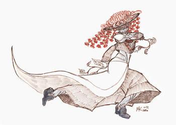 Gobertknightober 2020: Flower Knight
