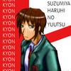 Kyon by soggymuffinhead