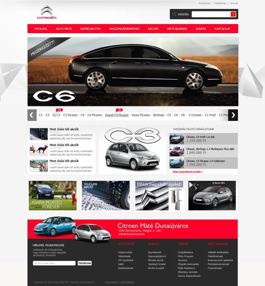 Car Dealer Web Application
