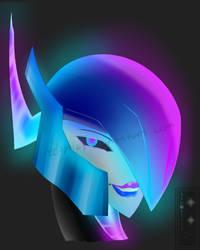 Lightfall-Headshot by RedOptics