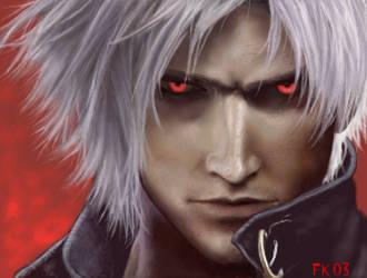 Dante by Sandfreak