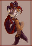 Jester Unamused