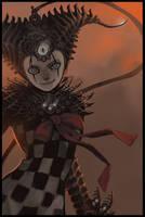 Jester Girl by Sandfreak