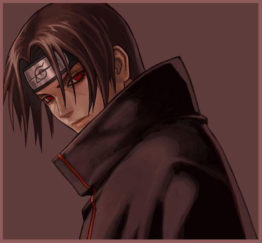Itachi II by Sandfreak