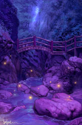 Forest by Sandfreak