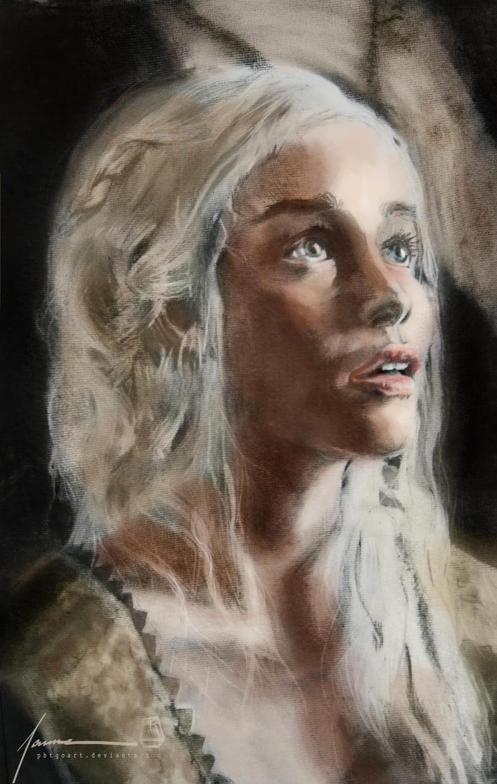 Daenerys Targaryen by PBTGOART